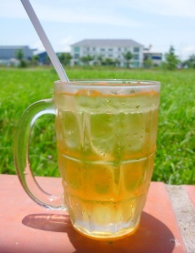 Image result for tra da ice tea in vietnamese