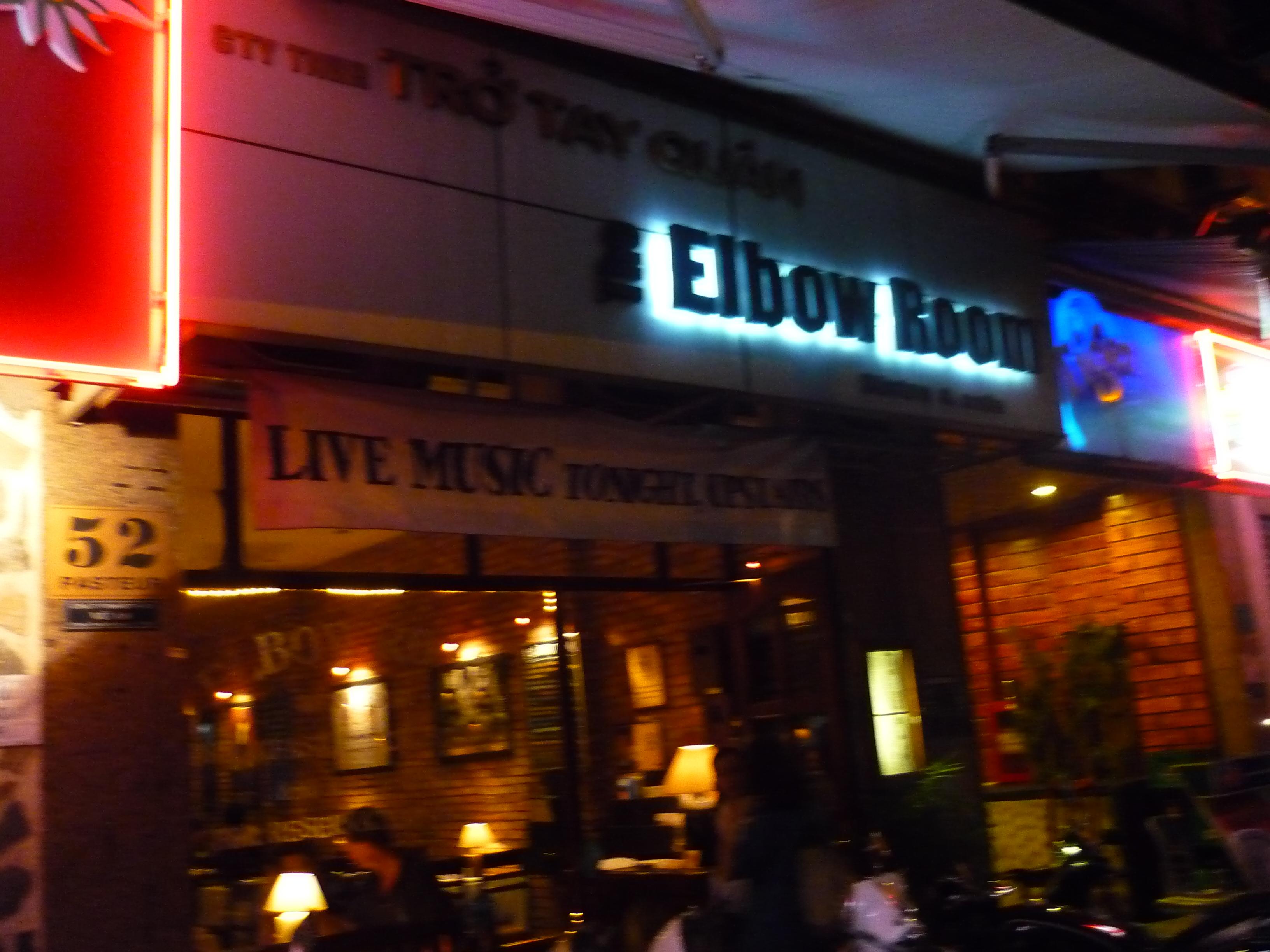 The Elbow room, Saigon | eatingmodern